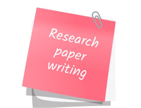 Research paper purpose of the study